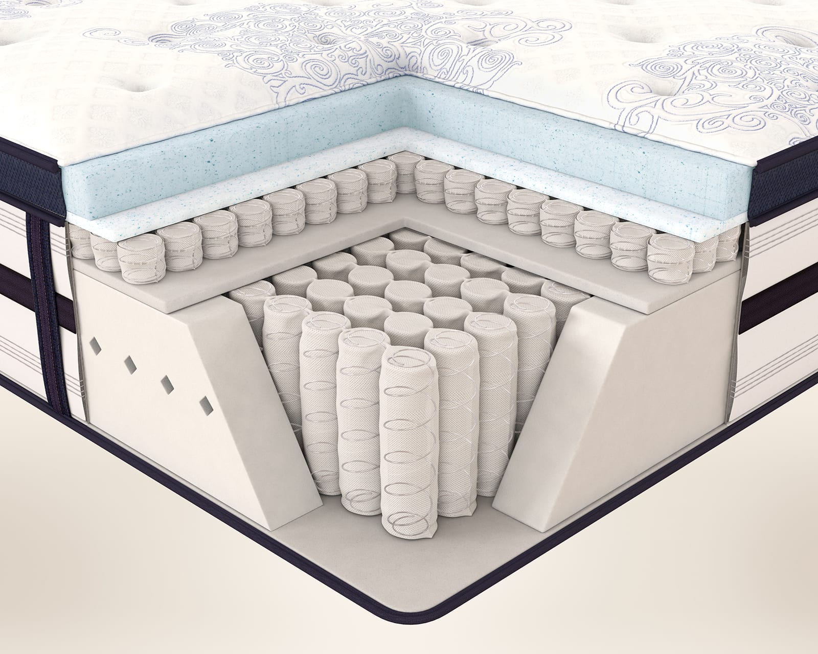 Innerspring Mattress Inside