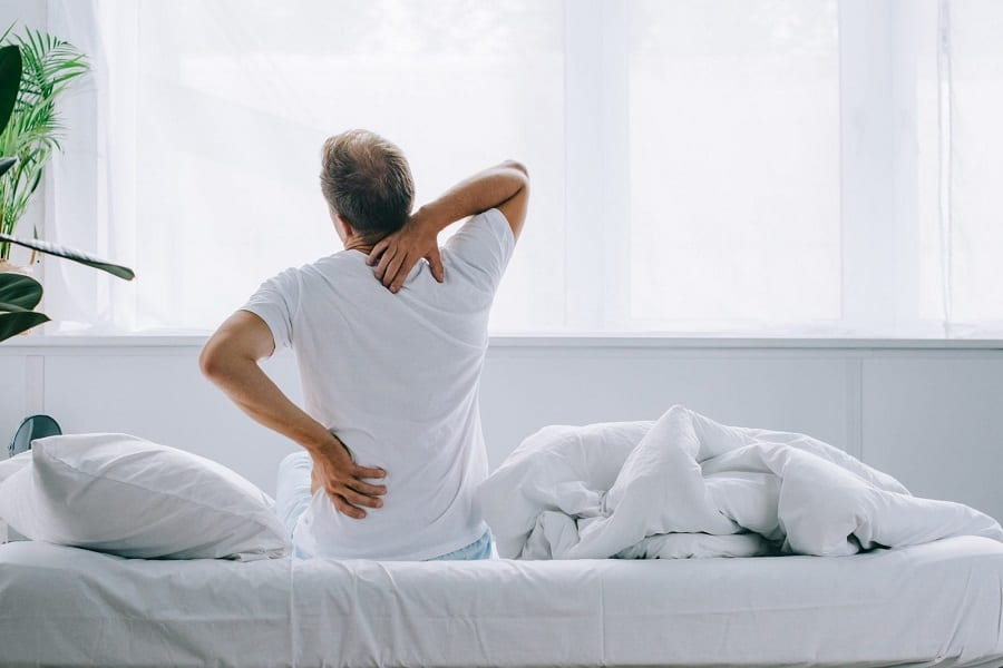 Sleeping With Back Pain How To Sleep Comfortably