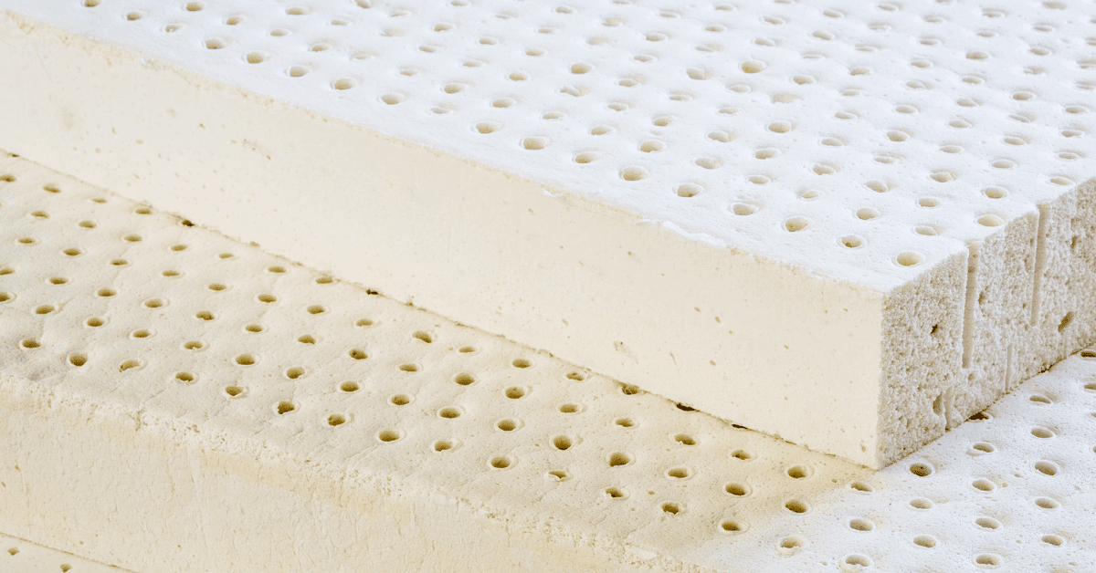 type of latex mattress