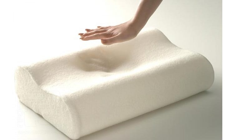 A Memory Foam Pillow