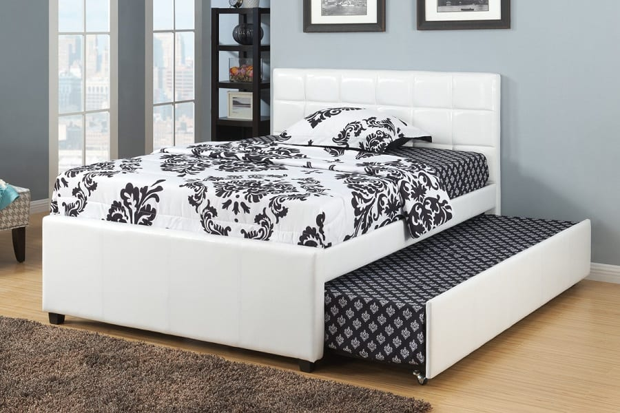 What Is A Trundle Bed? Nine Benefits Of It