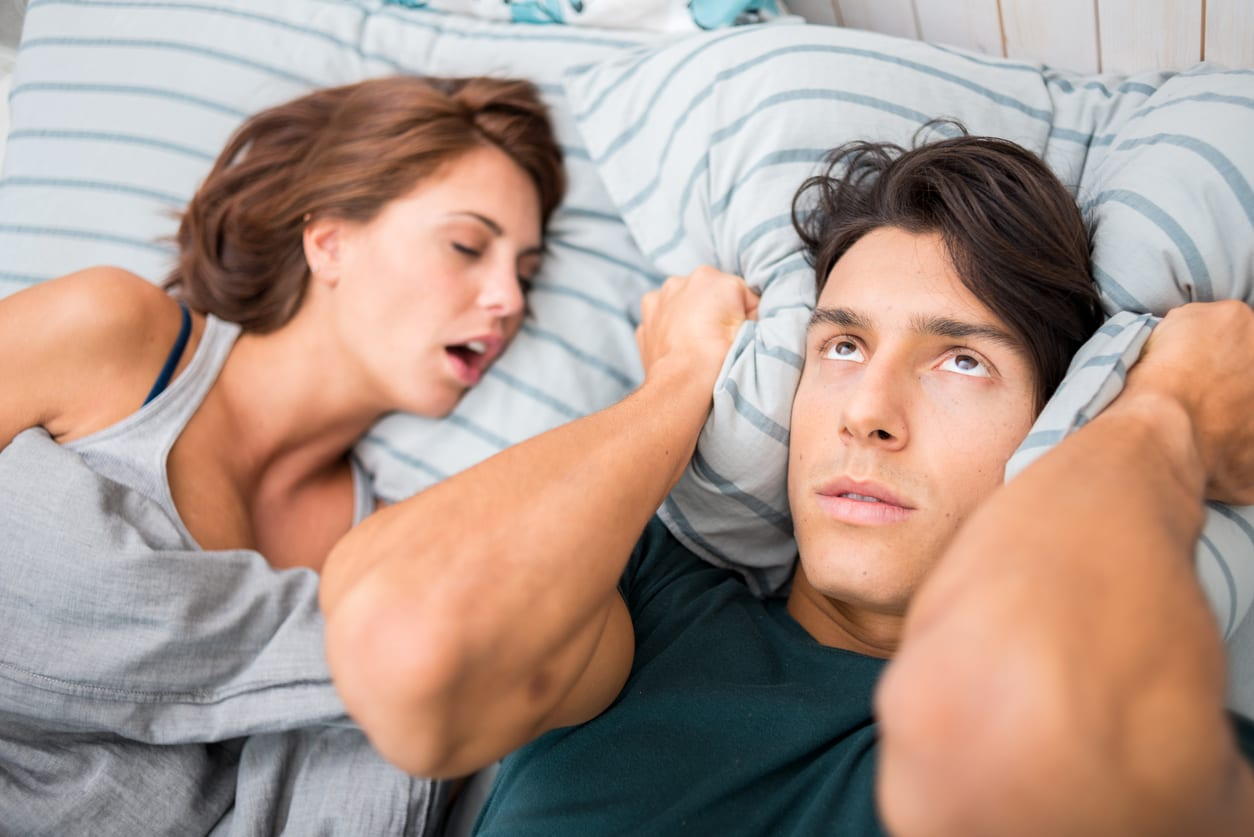 Why Do People Snore? How to treat it! 3