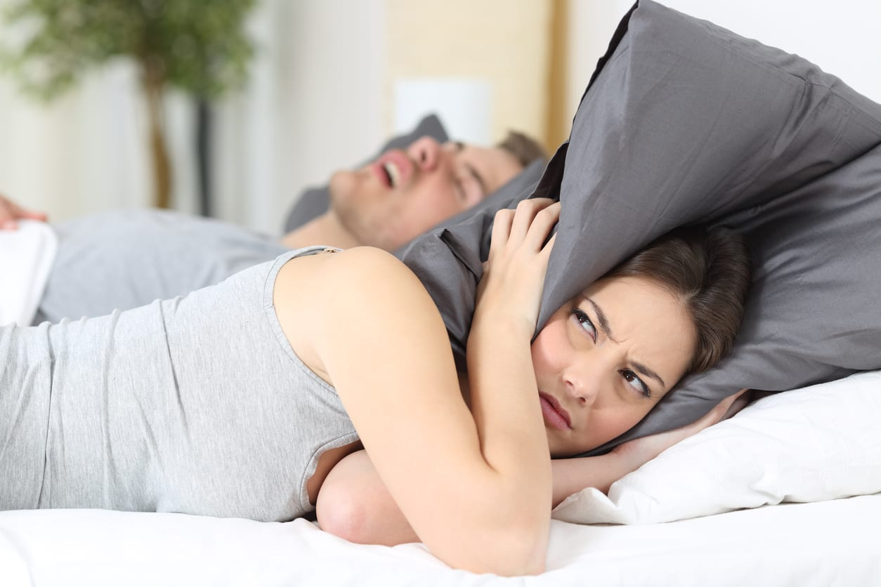Why Do People Snore? How to treat it! 1