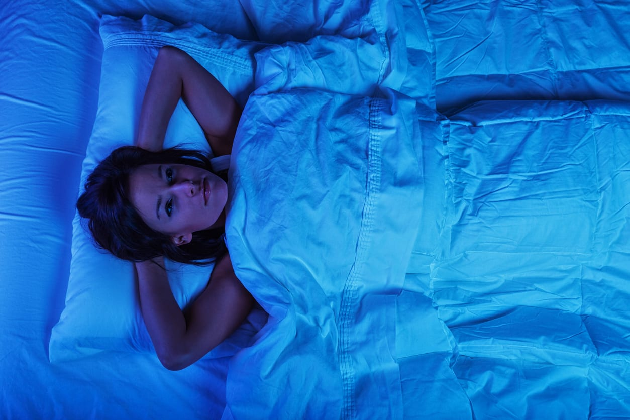 What is insomnia? How to treat it! 4