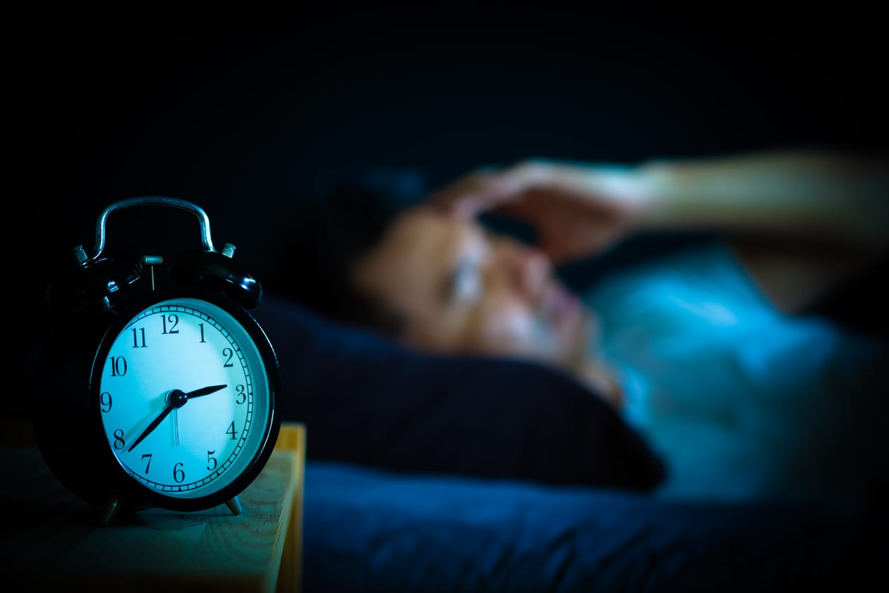 What is insomnia? How to treat it! 3