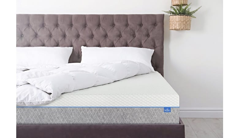 IDLE SLEEP PLUSH MATTRESS