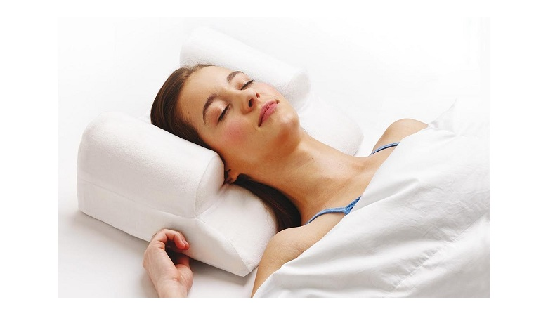YourFacePillow Personal Back And Side Sleeper Pillow