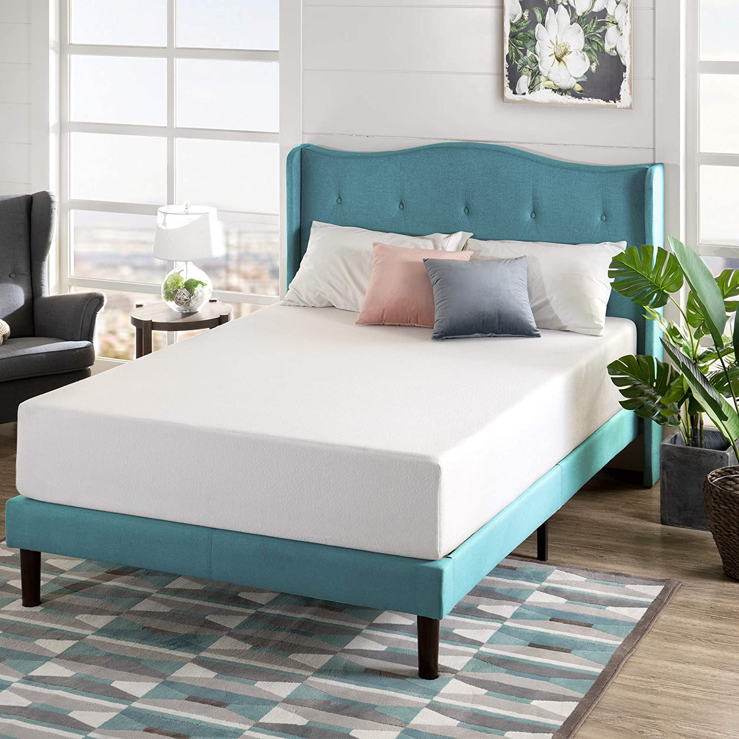 Best Mattress For Heavy People 2020 - Buyer's Guide 5