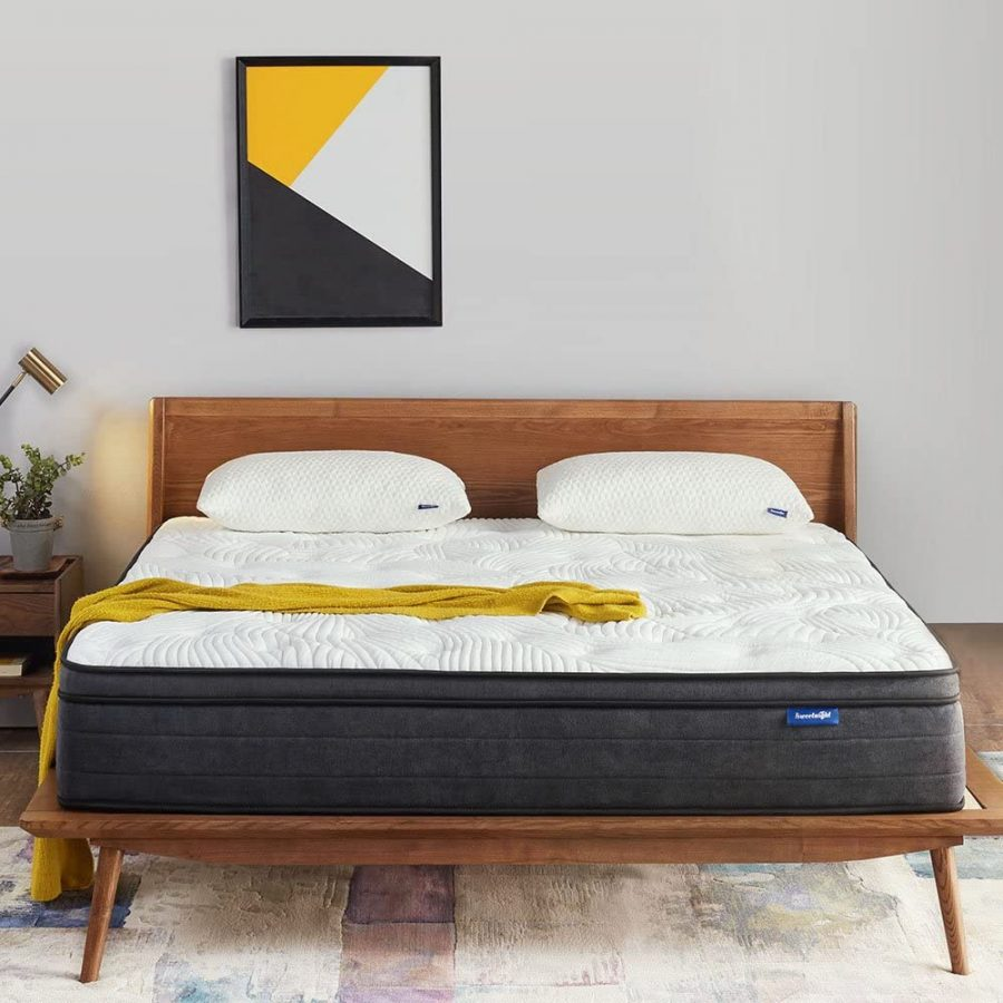 Best Mattress For Heavy People 2020 - Buyer's Guide 1