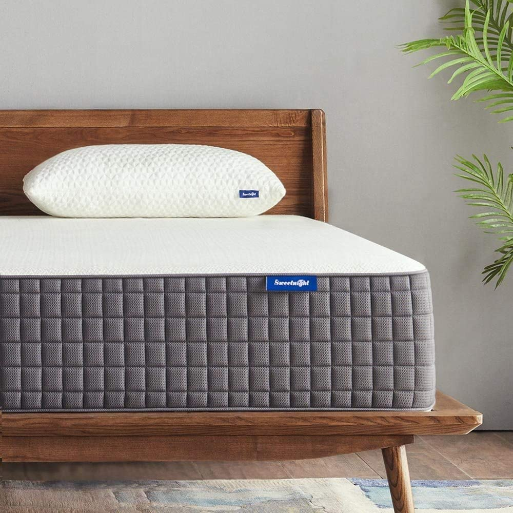 Best Mattress For Heavy People 2020 - Buyer's Guide 3